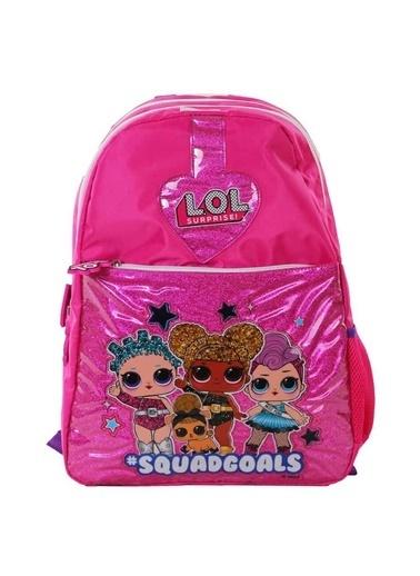 LOL Okul Çantası 9723 Renkli